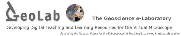 Geolab ¦ Geoscience e-Laboratory